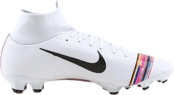 Mercurial Superfly 6 Pro CR7 FG White/Black