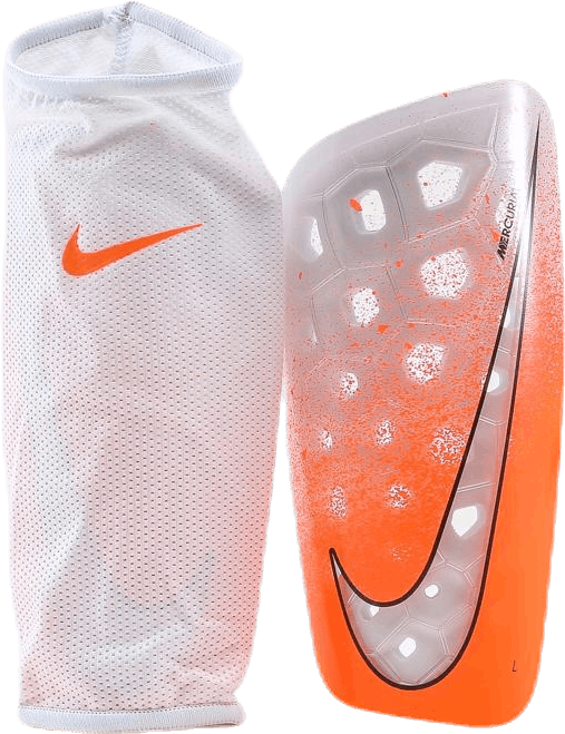 Mercurial Light Guard White/Red
