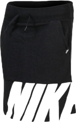 Air Fleece Skirt Youth Black