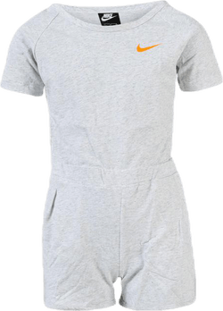 Jersey Jumpsuit Youth Grey