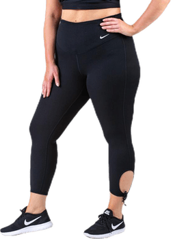 Yoga Collection 7/8 Tight Plus White/Black