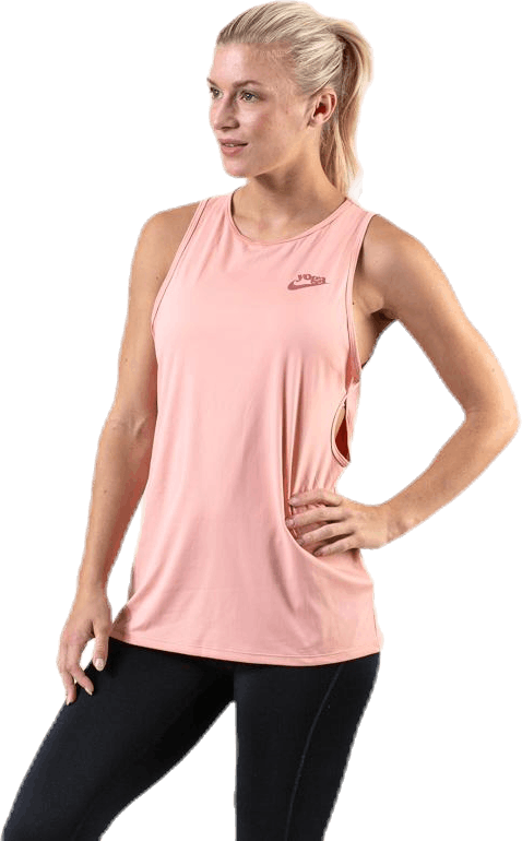 Yoga Collection Tank Key GRX Pink