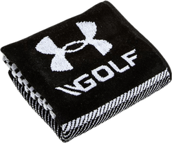 Bag Golf Towel Black