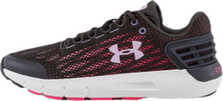 UA GGS Charged Rogue Youth Purple/Grey
