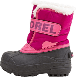 Childrens Snow Commander Pink