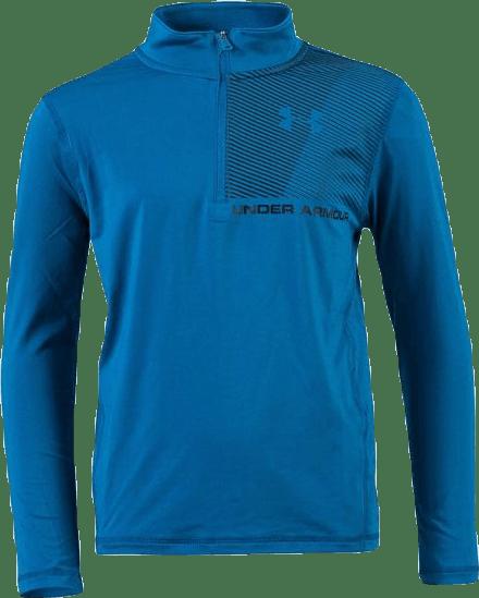 Raid 1/4 Zip Jr Blue
