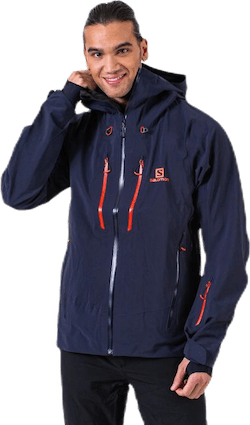 Icestar 3L Jacket Blue