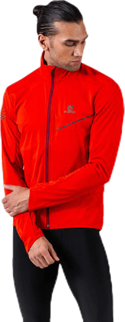 RS Softshell Jacket Red