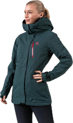 QST Snow Jacket Green