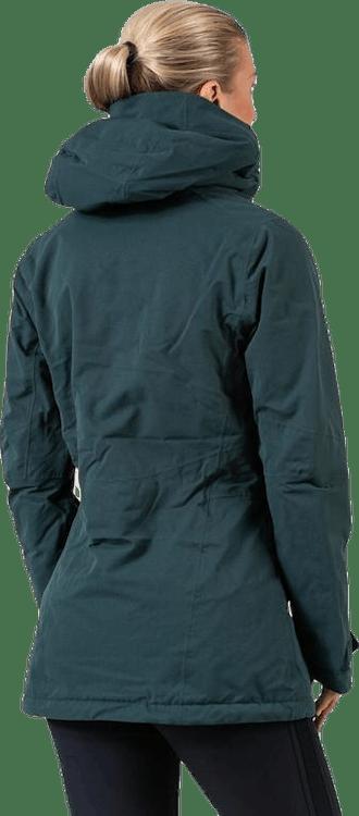 QST Snow Jacket Green