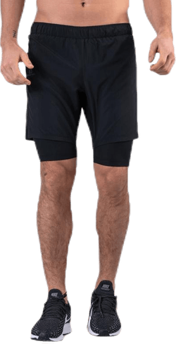 Agile Twinskin Short Black