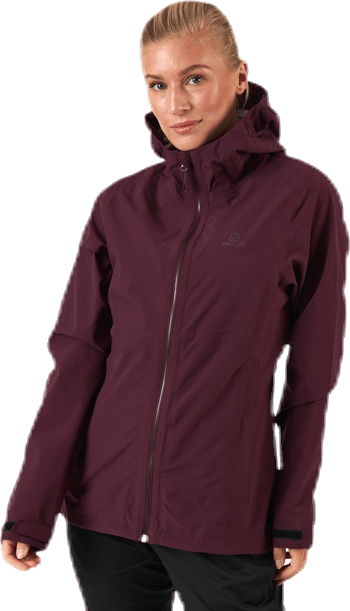 La Cote Flex 2.5L Jacket Purple/Red