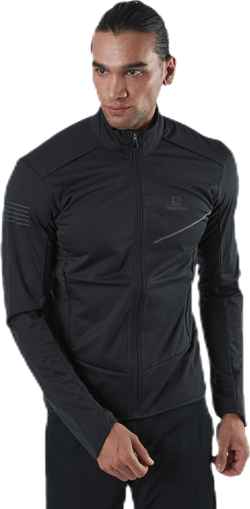 RS Softshell Jacket Black