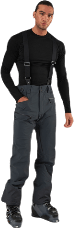 Outlaw 3L Shell Pant Grey
