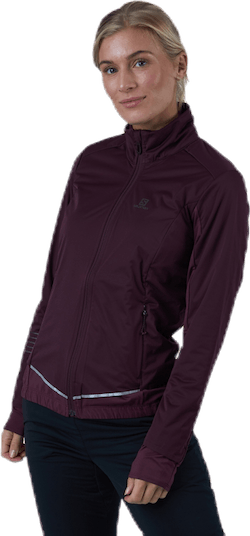 Lightning Lightshell Jacket Purple