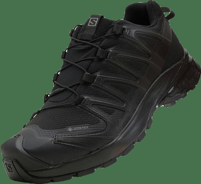 XA Pro 3D v8 GTX Black