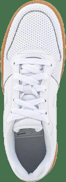 Ebernon Low Premium White