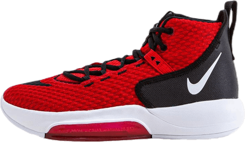 Zoom Rize University Red/White-Black