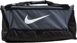 Brasilia Duffle Bag M Black/Grey