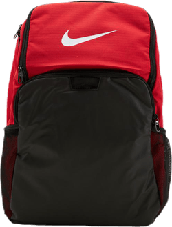 Brasilia Training Backpack Black/Red