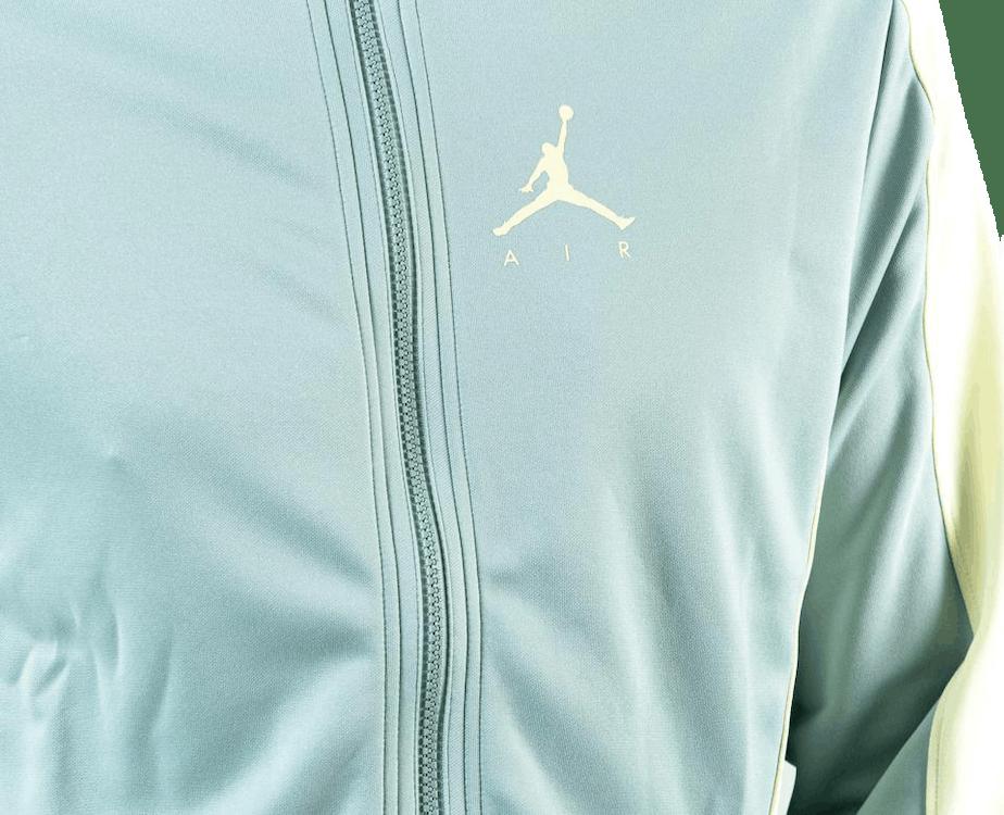 MJ Jumpman Suit Jacket Green/Grey