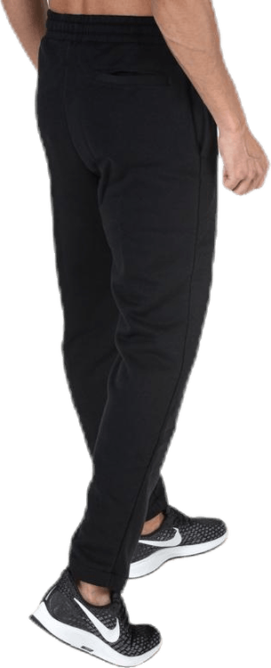 Jumpman Fleece OH Pant White/Black