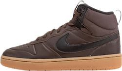 Court Borough Mid Boot GS Brown
