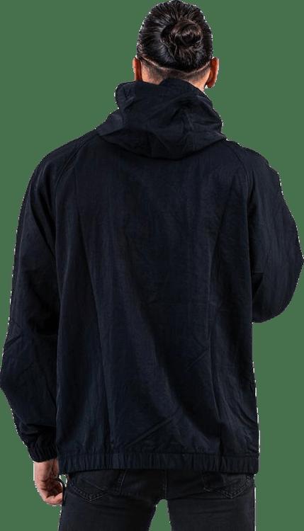 Air Jacket Woven White/Black