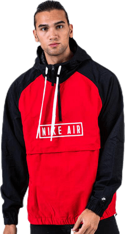 Air Jacket Woven Red
