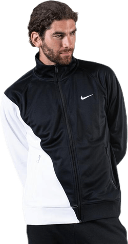 Swoosh Jacket White/Black