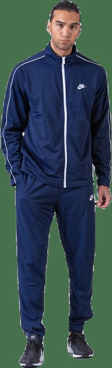 Track Suit Prime Knit Basic Blue/White