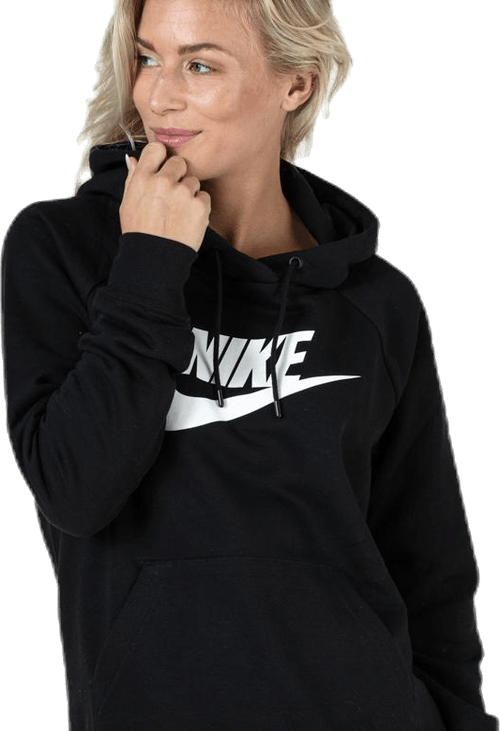 Nsw Essential Hoodie White/Black