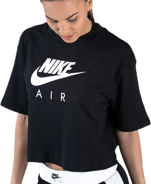 Nsw Air Ss Top Black