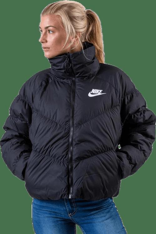 Nsw Padded Jacket White/Black