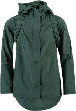 R-T-L Tech Backpack Jacket Green