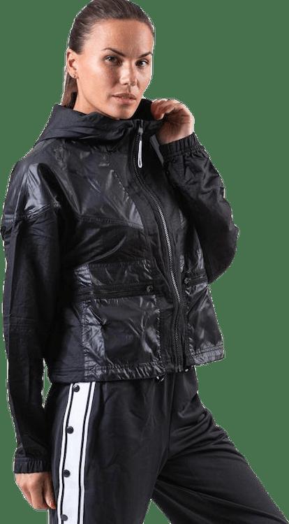 Nsw Cargo Rebel Jacket White/Black