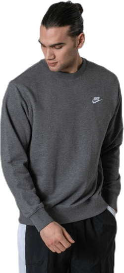 Nsw Club Fleece Crew Grey