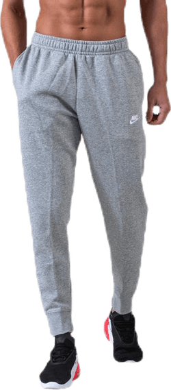 Club Fleece Jogger Basic White/Grey