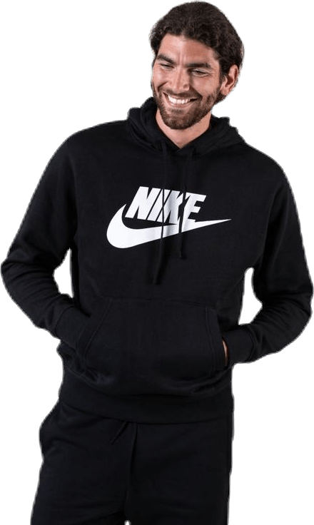 NSW Club Hoodie  White/Black
