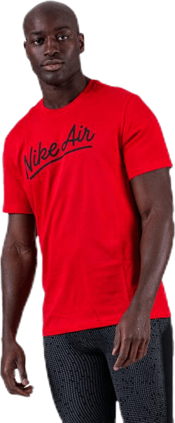 NSW SS Tee Nike Air Black/Red