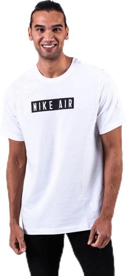 NSW SS Tee Nike Air 3 White/Black