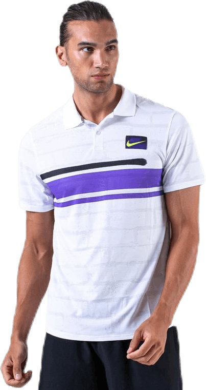 Court ADV Polo White