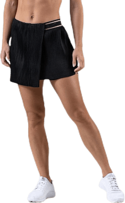 Court Slam Victory Skirt Black