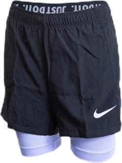 Nike Dri-FIT 2-in-1 Youth Purple/Black