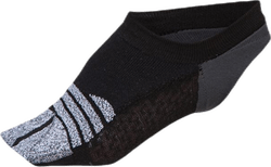 Studio Toeless Footie Black/Grey