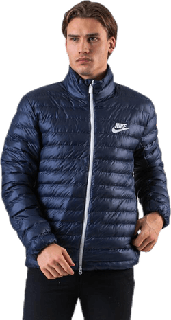 Syntetic Fill Bubble Jacket Blue