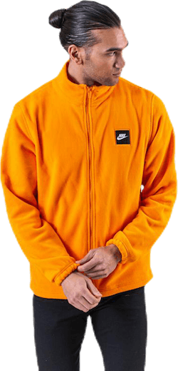 JDI Polar Fleece Jacket Yellow