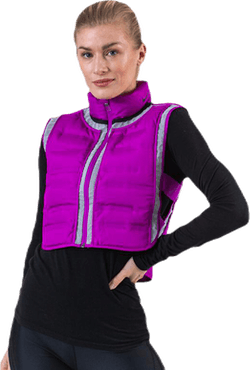 City Aroloft Vest Purple/Black