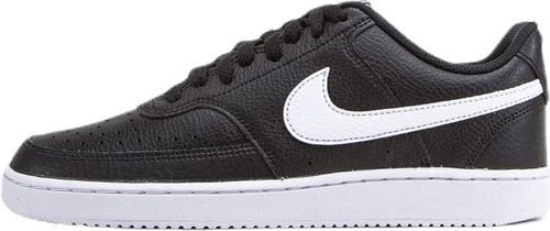 Court Vision Lo White/Black