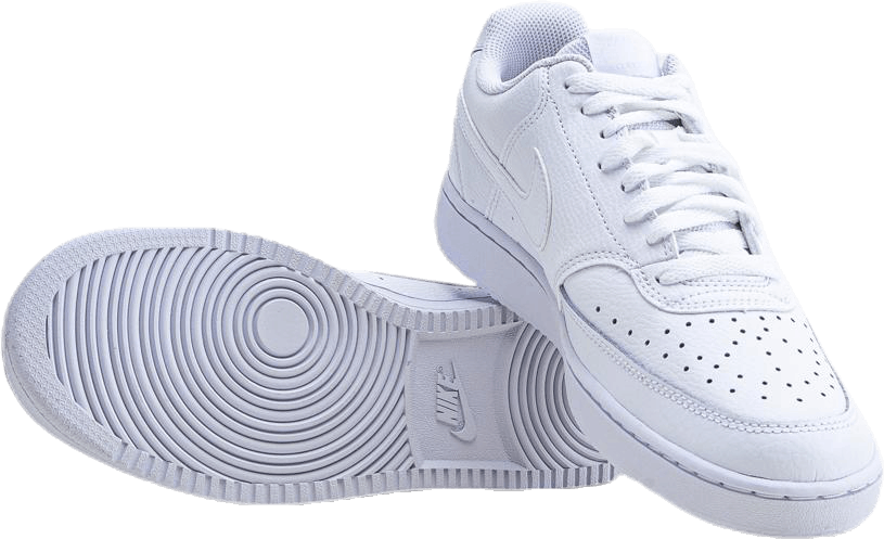 Court Vision Lo White